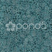 An illustartion of an old seamless floral wallpaper Stock Photos