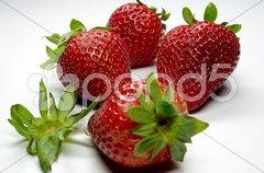 Erdbeere - 14 Stock Photos