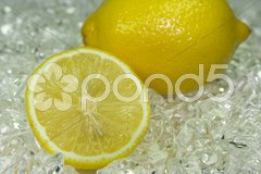 Zitrone-2008 Stock Photos