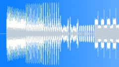 Alarm Electronic Car Alarm Ext Medium Distant Series Of Wailing Buzzing & Oscil Sound Effect