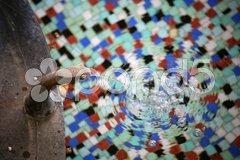 Mineralwasserquelle Stock Photos