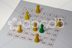 Glücksspiel Stock Photos