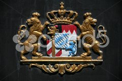 Wappen Stock Photos