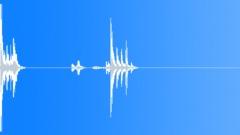 Miscellaneous Basket Metal Moves Scrape Sound Effect