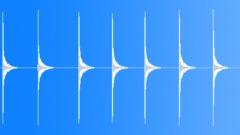 Boats Marine Battle Battleship Metal Hit Series 5 clack 1 Sound Effect