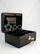 Geldkassette Stock Photos