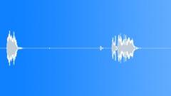 Bird Owl Ext 2 Short Owl Hoots Warbling & Reverberant Sound Effect