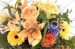 Blumenstrauß Blumengesteck Blumen Strauß Kuvituskuvat