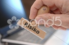 Risiko riskieren Stock Photos