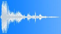 Miscellaneous Body Fall Heavy Tumble Sound Effect