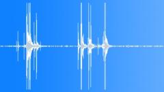 Human Body Damage Body Damage Bone Breaks Splinter Cracks Close Up Small Bones Sound Effect
