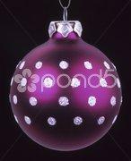 Weihnachteen Weihnachtskugel Christbaumkugel Stock Photos
