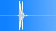 Human Body Fall Body Fall On Wood Close Up Medium Hard Impact Sound Effect