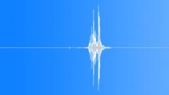 Human Body Fall Body Fall To Wood Close Up Medium Hard Impact Quick Sound Effect