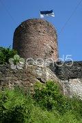 Burg Polle Stock Photos