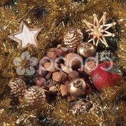 Weihnachstschmuck Stock Photos
