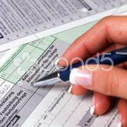 Steuererklärung Stock Photos