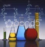 Chemie Labor Chemielabor Forschung Medizin Stock Photos