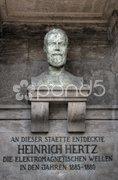 Heinrich Hertz Stock Photos