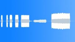 Automobile Cars Generic Car Horn Medium Distant Stationary Horn Various Lengths Sound Effect