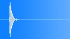 Cartoon Cork Pop Close Up Single Hollow Medium-High Pitched Pop Sound Effect