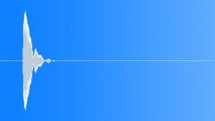 Cartoon Cork Pop Close Up Single Hollow High Pitched Pop Sound Effect