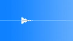Cartoon Impact Close Up Fast Hard Hit Sound Effect