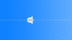 Cartoon Pop Close Up Very Small Pop Sound Effect