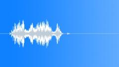 Cartoon Rubbery Twist Zip Close Up Brief Buzz Medium-High Pitch Sound Effect