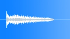 Cartoon Spring Close Up Medium-High Pitched Glissando Descending In Pitch Sound Effect