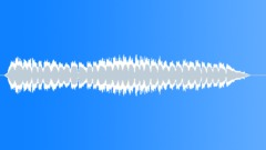 Cartoon Surreal Wind Close Up Slow Synthesized Airy Fluctuating Moans Sound Effect