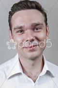 Young Adult Headshot Stock Photos