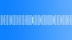 Household Clock Clocks Quartz Wall Clock Int Close Up Ticks 1 Tick Per Second Sound Effect