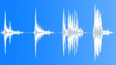 Crash Rock Bursts & Falls Close Up Series Of Surreal Sounding Rock Breakaways F Sound Effect