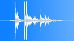 Crash Crashes Impacts Other Inner Tube Ext Medium Close Up Toss Onto Asphalt Ec Sound Effect