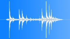 Crash Crashes Impacts Other Inner Tube Ext Medium Pov Toss & Bounce On Asphalt Sound Effect
