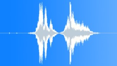 Creak Creaks Squeaks Wood Small Artist Easel Int Medium Close Up Hinge Squeaks Sound Effect