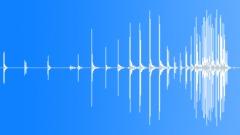 Creak Creaks Squeaks Wooden Pillar Int Close Up Incrementally Intense Splinteri Sound Effect