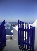 Blue gate Kuvituskuvat