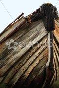 Boat hull Stock Photos