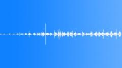 Foley Duffle Bag Shake Run Up Sound Effect