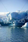Massive iceberg Stock Photos