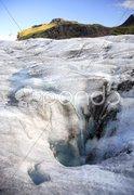 Icelands icecap Stock Photos