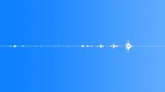 Footsteps Foley Footsteps Person Opens Metal Door & Walks Inside Int Medium Clo Sound Effect
