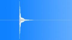 Foley Movement Foley Movement Cardboard Salt Shaker Close-Up Single Slamming Im Sound Effect