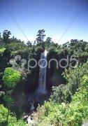 Thompson's / Nyahururu Falls Stock Photos