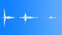 Foley Movement Foley Movement Tree Branch Window Impacts Close-Up 3 Dull Thrash Sound Effect
