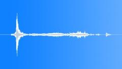 Foley Movement Foley Movement Tree Branch Window Impacts Close-Up Single Thrash Sound Effect