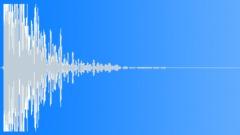 Miscellaneous Glass Impact Thump No Break Sound Effect