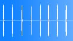 Machine Machines Bug Zapper Int Close Up Very Quick & Short Zaps Sound Effect